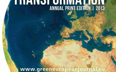 Mapping the green transformation (Green European Journal)