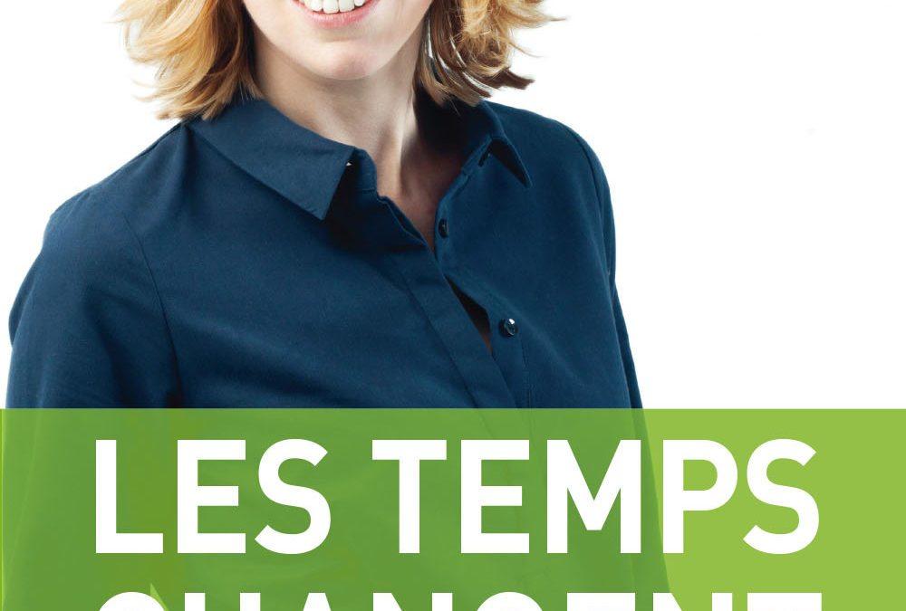 Les temps changent. 12 propositions pour une transition juste