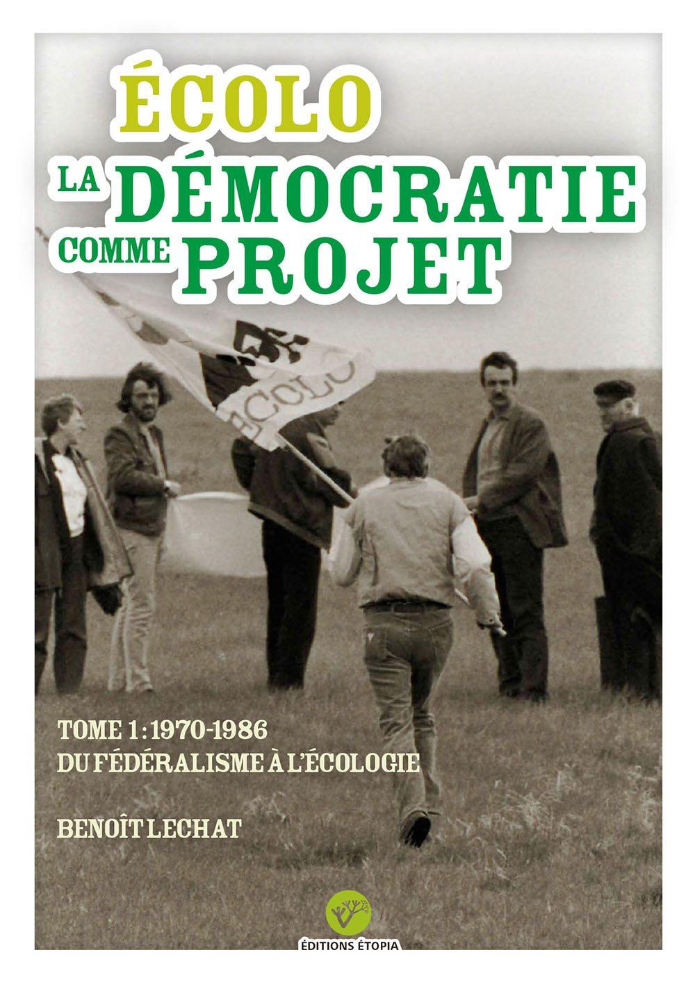 Ecolo, la démocratie comme  projet
