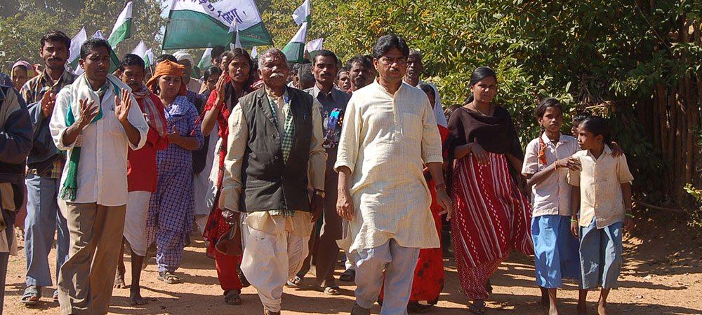 La voix des plus pauvres pour un monde écologique  et juste