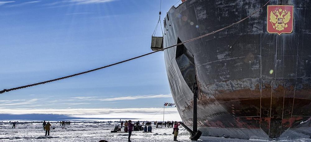 Pôle nord, dernier eldorado ?