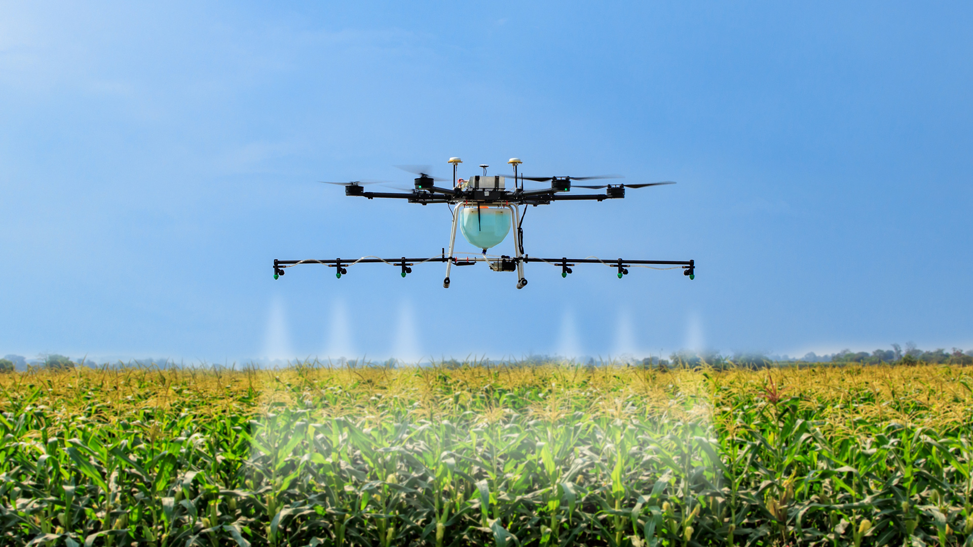 drone agricole