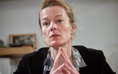 """COVID-19: Justine Lacroix: """"Les mesures prises doivent l'être pour un temps limité et elle doivent être également strictement proportionnées à l'objectif poursuivi """""""
