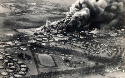 Aurons-nous l'opportunité d'un «moment Pearl Harbor écologique» pour déclencher un Etat d'Urgence écologique et la transition?
