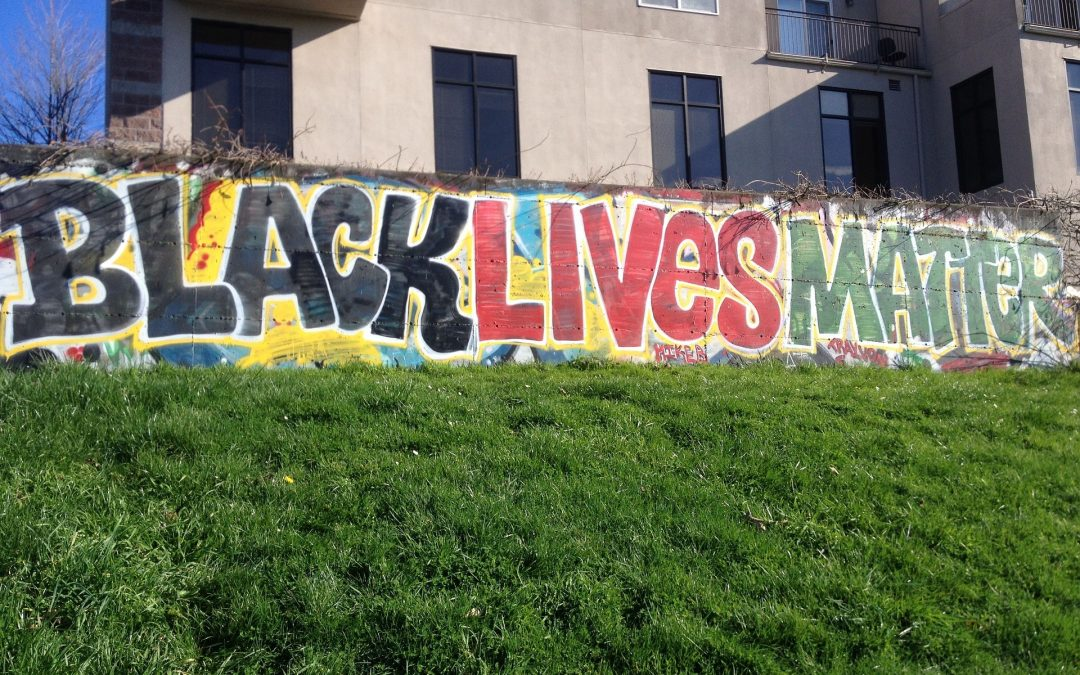 La politique de lutte contre le racisme mise en pratique: les Verts et Black Lives Matter
