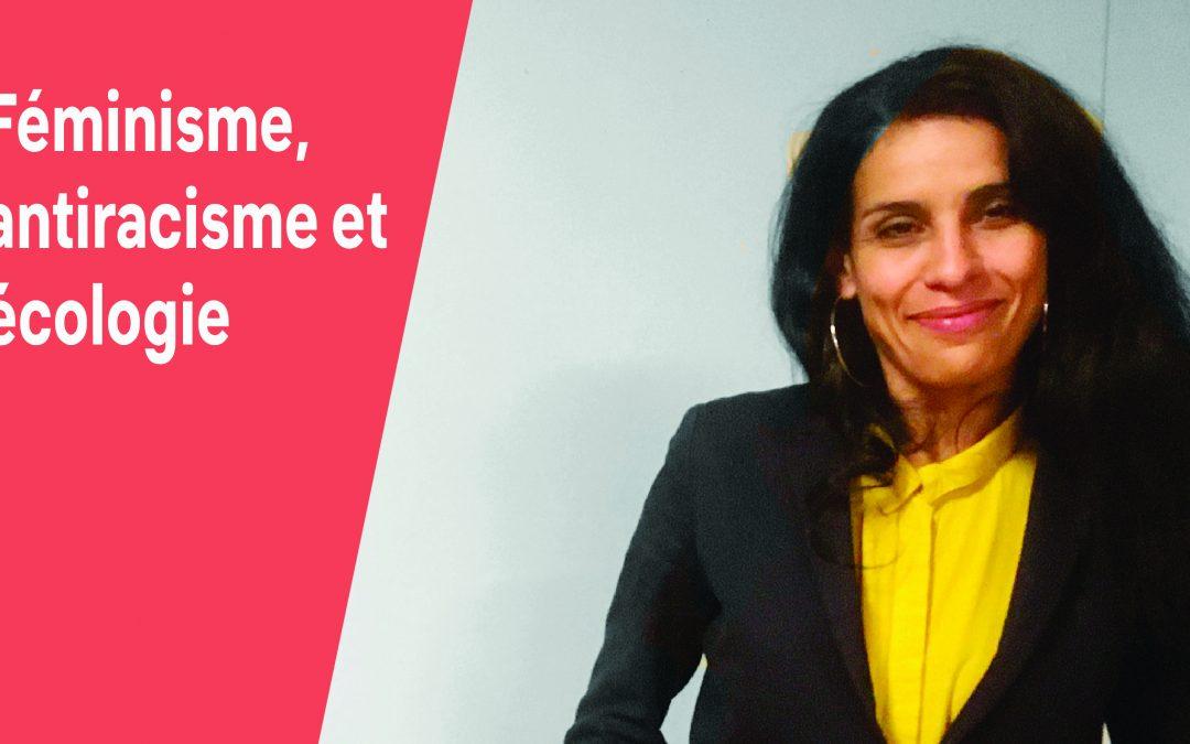Féminisme, Antiracisme et écologie avec Fatima Ouassak
